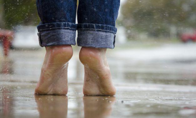 12 důvodů proč máme popraskané paty