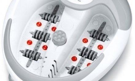 Beurer FB 50 – lepší masážní vanu na nohy nehledejte