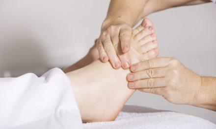 Jak na bolest kloubu palce u nohy ?