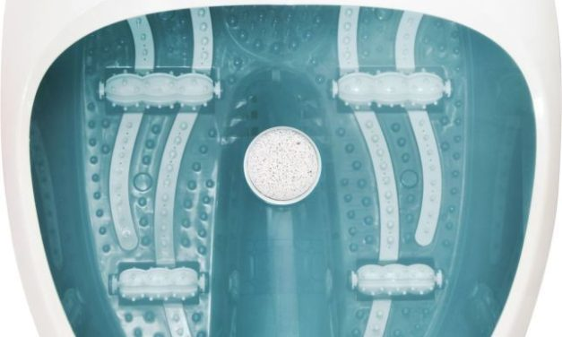 Masážní vanička Homedics FS 250 je tajný favorit